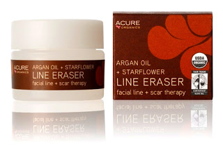 Review Acure Organics Line Eraser Argan Oil