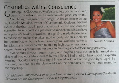 Natural Awakenings Magazine Green Beauty