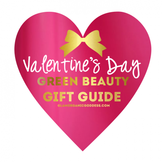 Valentines Day Green Beauty Gift Guide 2014 Love