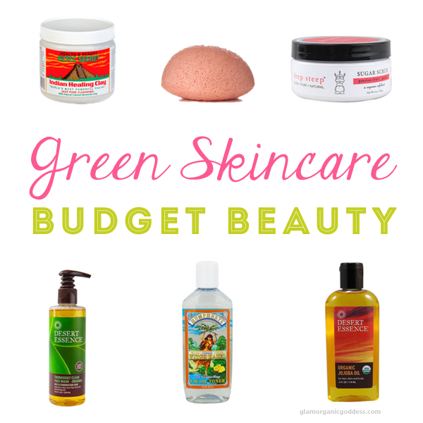 cheap organic skin care