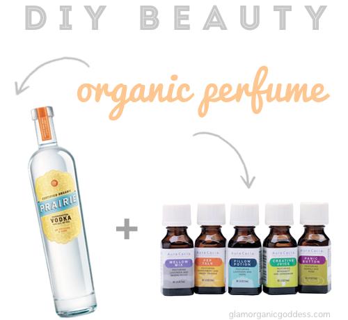DIY Beauty Best Organic Perfume Recipe