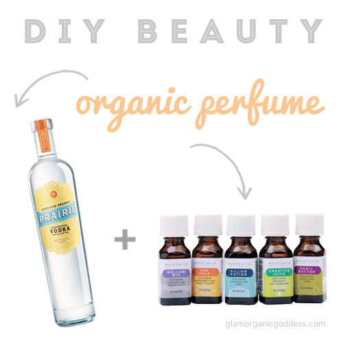 DIY Beauty Best Organic Perfume Recipe