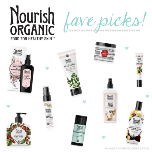 Nourish Organic Reviews Favorite Picks Best Natural Organic Beauty Products
