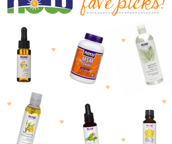 NOW Solutions Reviews Favorite Picks Best Natural Organic Beauty Products