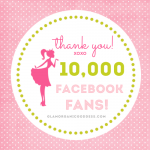 THANK YOU 10,000 Facebook Fans!