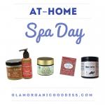 At-Home Spa Day | Savvy Boheme, SanRe Organics, St. Dalfour, + SkinnySkinny