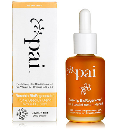 Pai Skincare Organic Skincare Rosehip BioRegenerate Oil Review