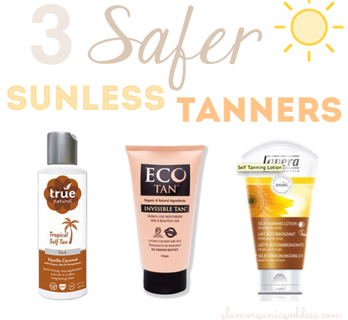 Best Natural Self Tanners Best Organic Sunless Tanners Review