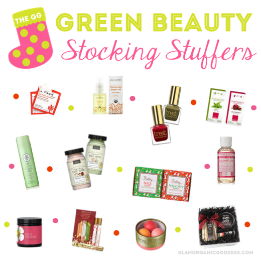 Green Beauty Stocking Stuffers