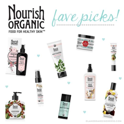 Nourish Organic Reviews Favorite Picks Best Natural Organic Beauty Products