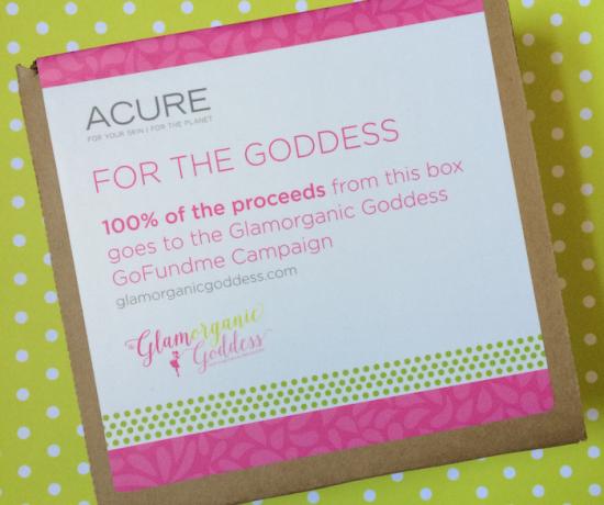 Acure Organics Glamorganic Beauty Kit